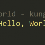Bài 4 : Viết trang web PHP đầu tay : Hello World !