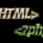 Thực thi PHP từ file html