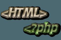 php từ html