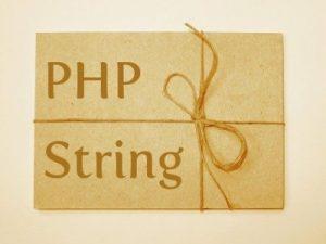 Các hàm xử lý chuỗi trong PHP