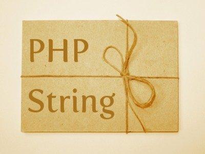 xử lý chuỗi php