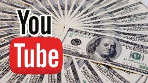 kiếm tiền online từ youtube