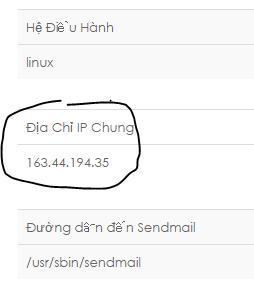 Địa chỉ IP hosting ZCom hướng dẫn sử dụng hosting Zcom