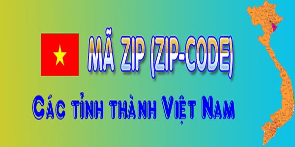 Mã Zip Code Việt Nam