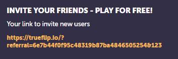 Gửi link giới thiệu cho bạn bè