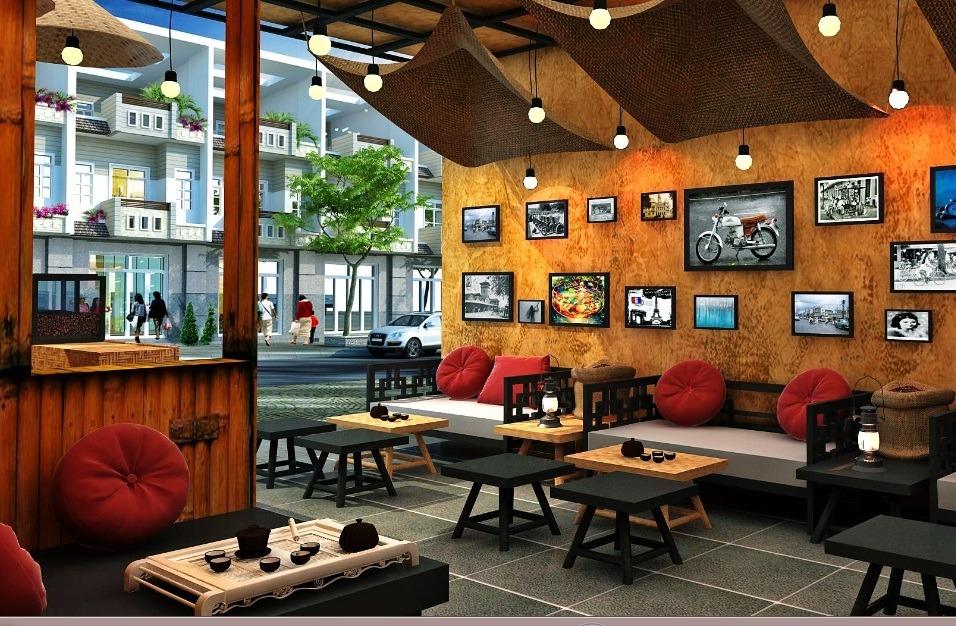 Nghiệp vụ xây dựng ứng dụng phục vụ quán cà phê