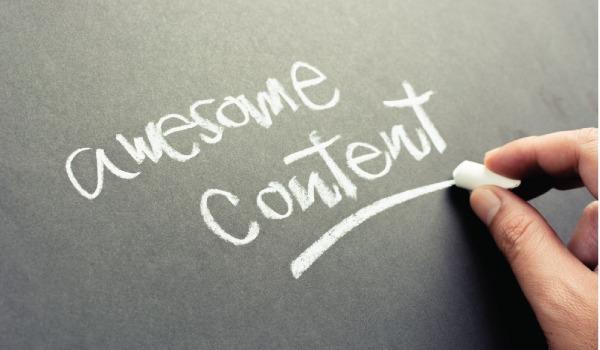 xây dựng nội dung blog kiếm tiền