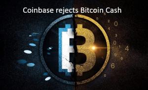 coinbase chấp nhận bitcoin cash