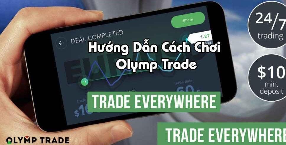 hướng dẫn sử dụng olymp trade