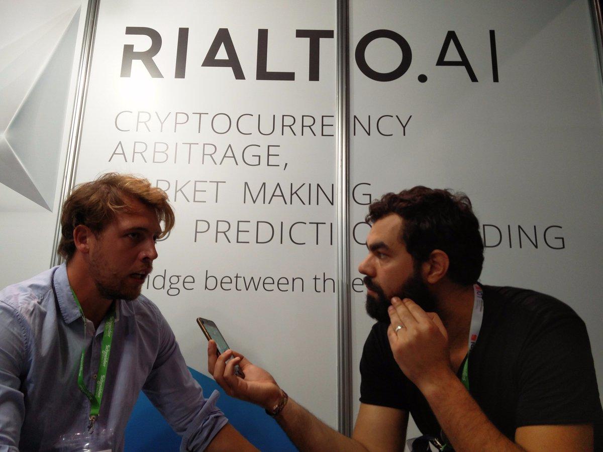 Rialto - đồng tiền điện tử bạn nên quan tâm sau Bitcoin