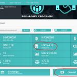 Hướng dẫn rút lãi RegalCoin về sàn CoinExchange và bán lấy tiền