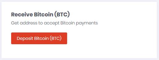 Lấy địa chỉ ví bitcoin trong areszcoin