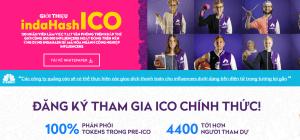 indahash coin dự án ico tiềm năng nhất
