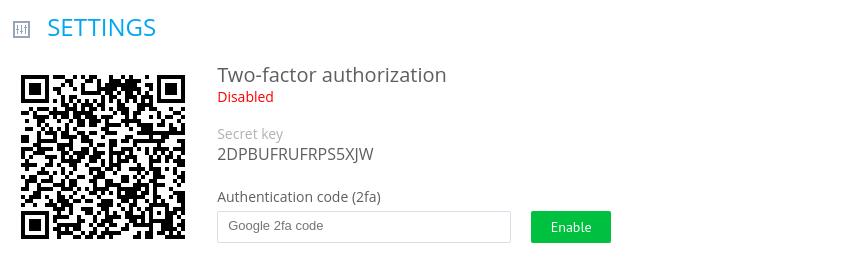 Mã xác nhận QR Code