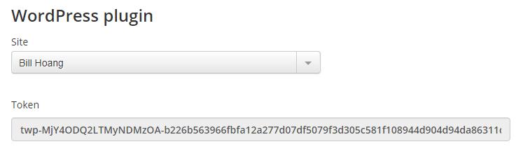 Copy mã TokenAd