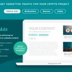 Hướng dẫn kiếm tiền với TokenAd toàn tập – Quảng cáo chuyên về Blockchain