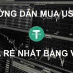 Hướng dẫn mua USDT giá rẻ bằng Việt Nam Đồng (Vietcombank)