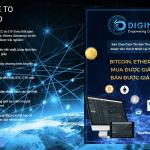 Hướng dẫn đăng ký và xác thực tài khoản Diginet – Mua bán Bitcoin bằng Việt Nam Đồng