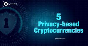 TOP 5 đồng tiền kỹ thuật số bảo mật (Privacy-based Cryptocurrencies)