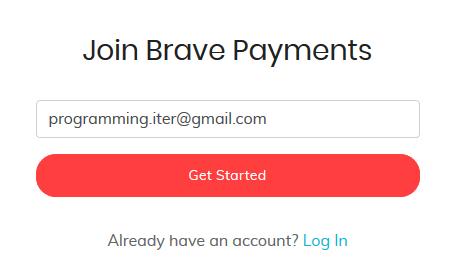 Điền địa chỉ email đăng ký