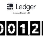 Ledger đã bán được hơn 1 triệu chiếc ví vào năm 2017