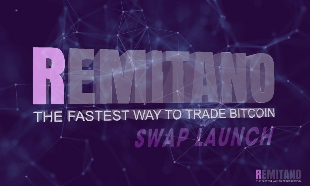 Remitano Chính Thức Mở Giao Dịch Swap - Đổi coin nội bộ