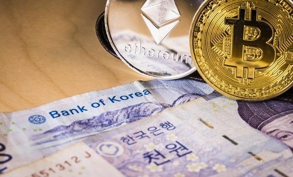 chính phủ hàn quốc đầu tư cryptocurrency