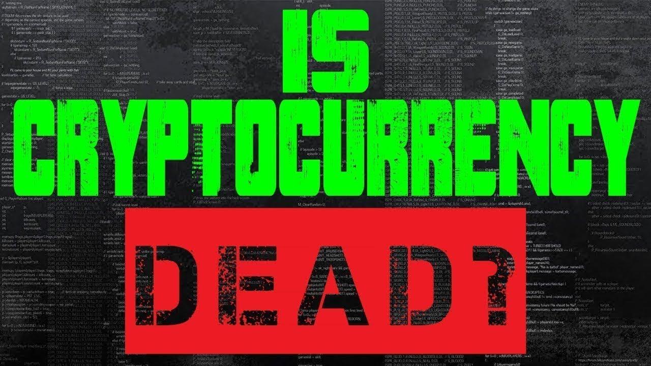 Liệu đây có phải là sự kết thúc của cryptocurrency ?