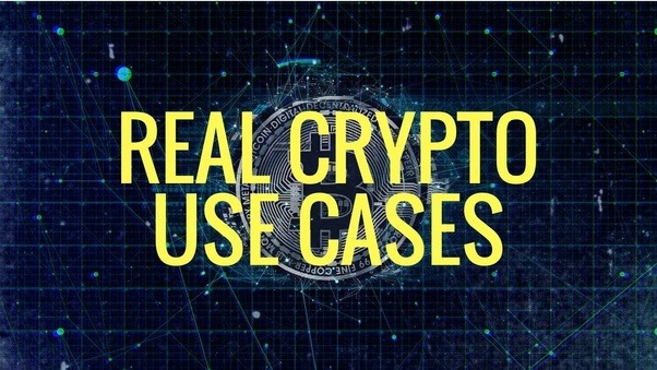 cryptocurrency ung dung trong the gioi thuc