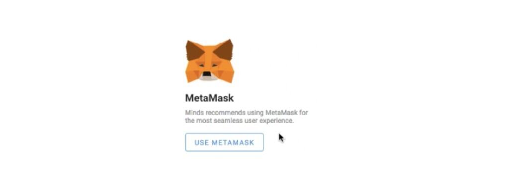 Thiết lập MetaMask cho ví Minds Token