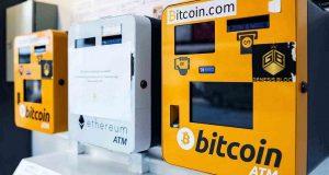 Có bao nhiêu trạm ATM Bitcoin trên thế giới ?