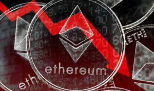 Tại sao Ethereum lại rớt giá mạnh như vậy ngày hôm nay ?