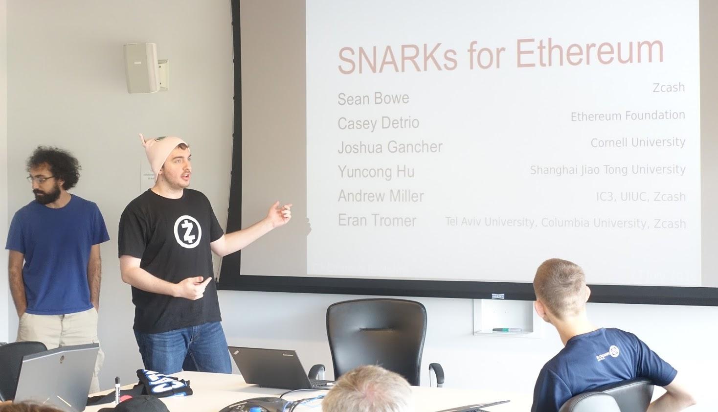 Công nghệ Zk-Snarks sẽ giúp Ethereum mở rộng lên 500 giao dịch/giây