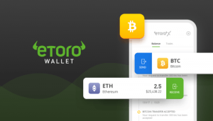 eToro ra mắt ví tiền điện tử Bespoke cho Bitcoin và ba Altcoins