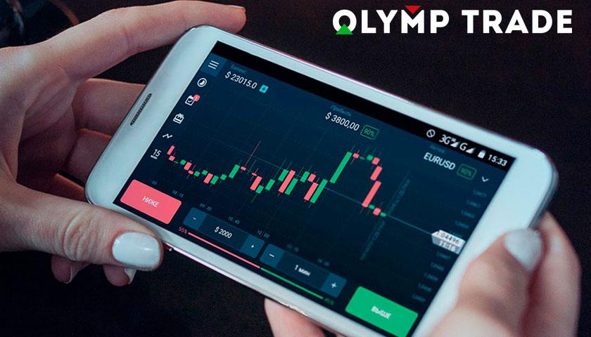 Hướng dẫn xác thực tài khoản Olymp Trade chi tiết