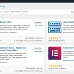 Hướng dẫn chuyển đổi trình soạn thảo Wordpress về phiên bản cũ khi update lên wordpress 5.0
