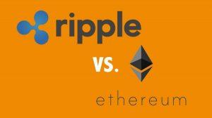 Giữa Etherum và Ripple nên đầu tư vào đồng nào sẽ tốt hơn?