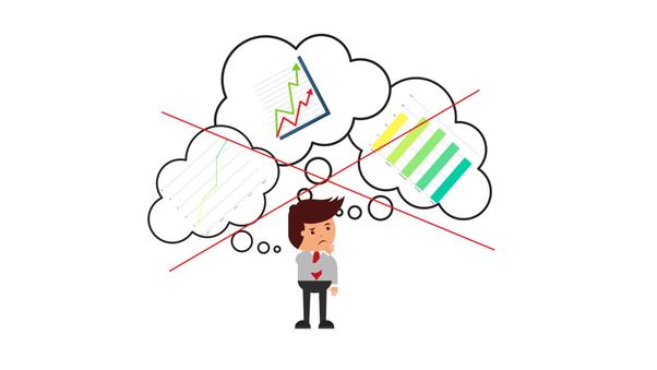 những điều cần nhớ khi đầu tư vào tiền điện tử - đừng kiểm tra biểu đồ mỗi phút