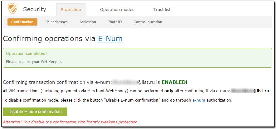 hướng dẫn cài đặt e-num bước 5
