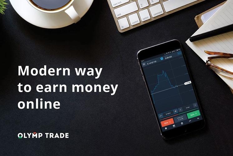 Hướng dẫn rút tiền Olymp Trade mới nhất thành công 100%