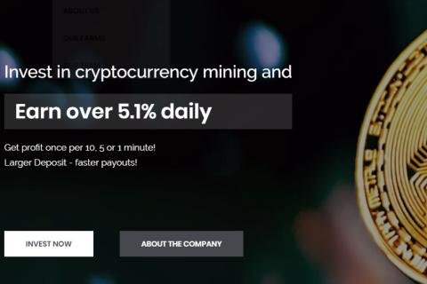 Giới thiệu kênh đầu tư bitrush.cc – Kênh đầu tư lãi suất 5.1%/ngày