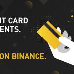 Hướng dẫn mua coin trên Binance bằng thẻ tín dụng Visa/Master Card