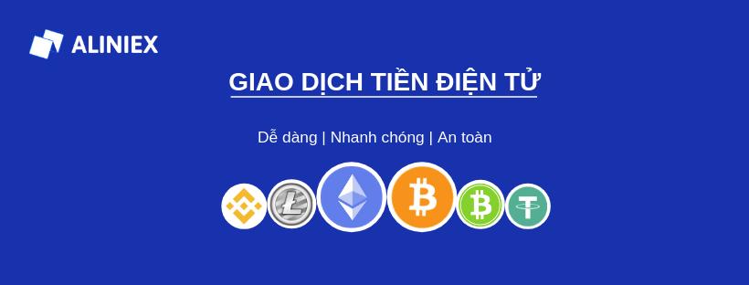 Các đồng coin được hỗ trợ giao dịch trên Aliniex