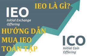 Hướng dẫn mua IEO trên Binance - IEO là gì - IEO toàn tập