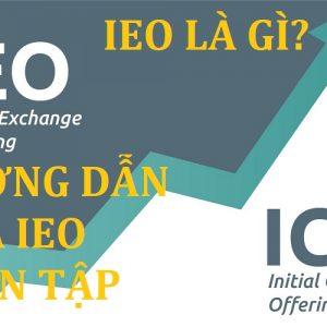 Hướng dẫn mua IEO trên Binance – IEO là gì – IEO toàn tập
