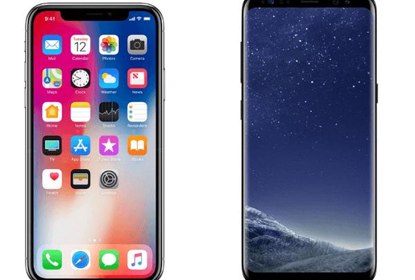 sự khác nhau giữa giá cả và giá trị - iphone và samsung