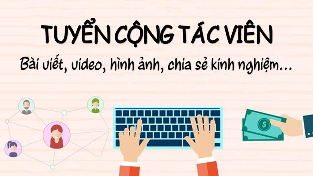Trở thành cộng tác viên với KungfuPHP Chấm Com
