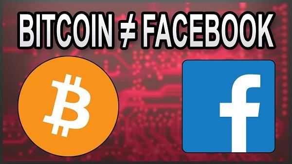 So sánh Facebook Coin và Bitcoin