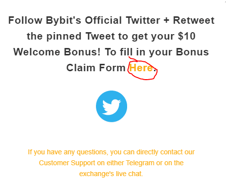 Follow twitter bybit