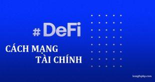DeFi là gì? Cách hoạt động của DeFi như thế nào?